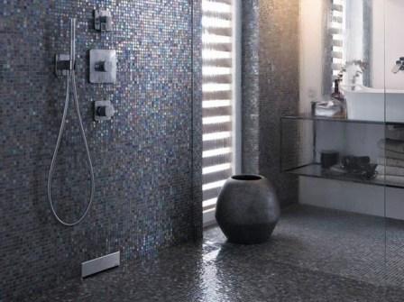 optez pour la marque geberit pour votre douche l 39 italienne. Black Bedroom Furniture Sets. Home Design Ideas