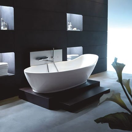 le bon choix d une baignoire. Black Bedroom Furniture Sets. Home Design Ideas