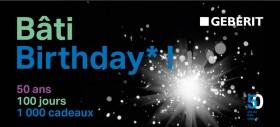 Opération Bâti-Birthday : 50 ans déjà pour le Bâti !