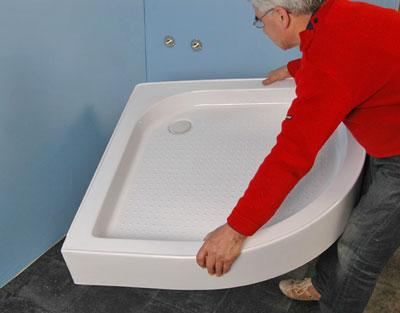 Poser Une Cabine De Douche tuto] poser une cabine de douche | plomberie facile